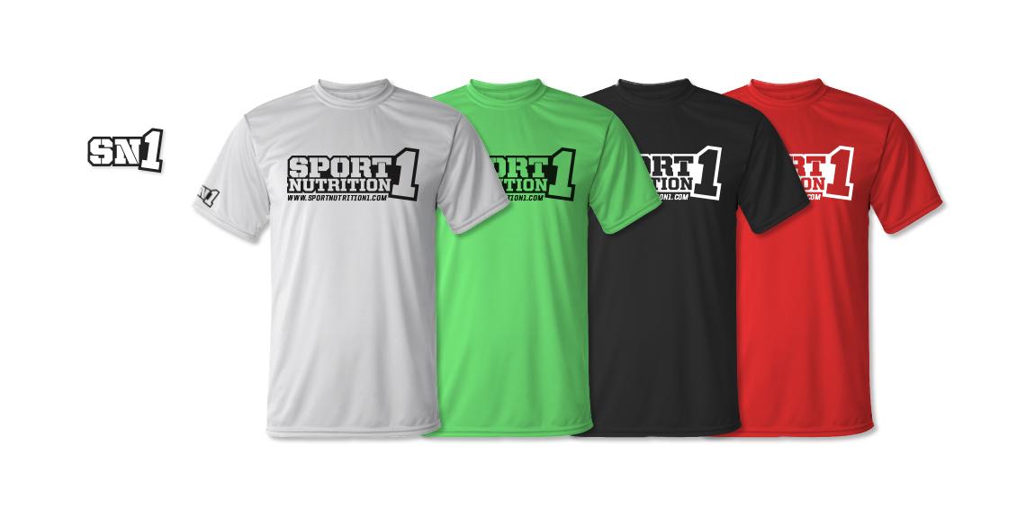 Sport Nutrition 1 t-shirts