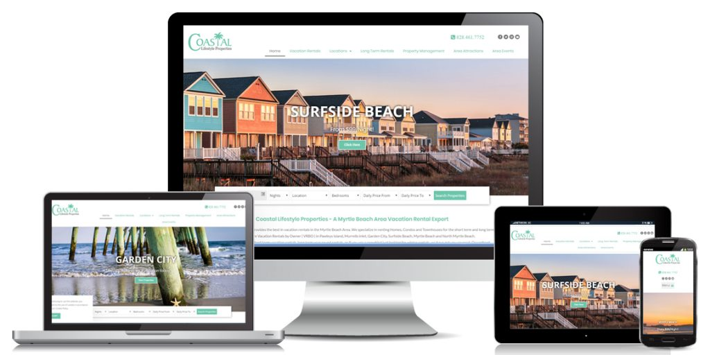 Coastal-Lifestyle-Properties-Website-by-Marketing-Provisions