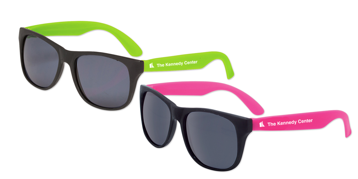 Kennedy Center Sunglasses designed by Marketing Provisions