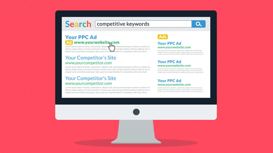 PAID ADVERTISING (PPC) PAY PER CLICK