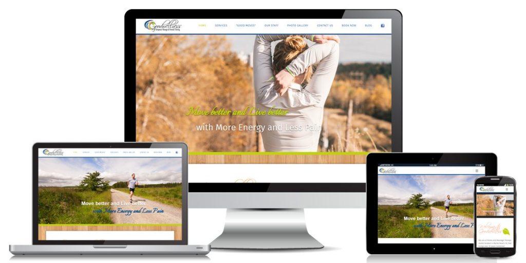Wellness Website Design Good Wellness