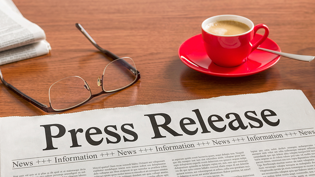 Press release by Marketing Provisons