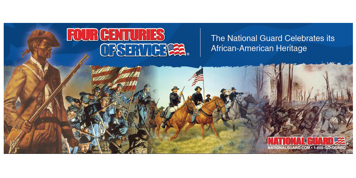 Vinyl Banner for SC National Guard