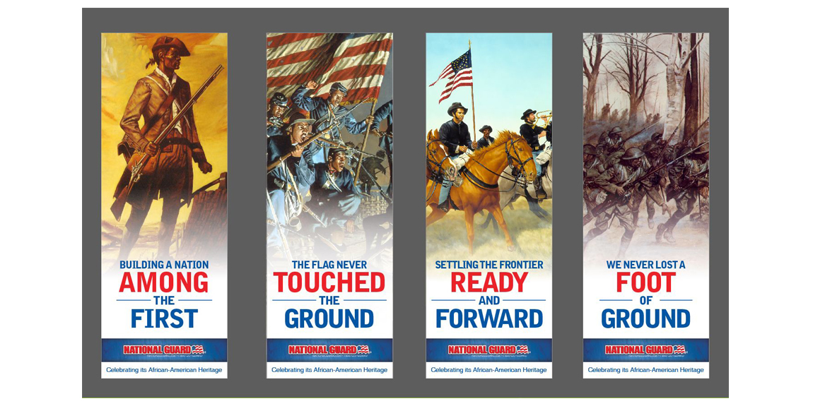 Vinyl Banners for SC National Guard