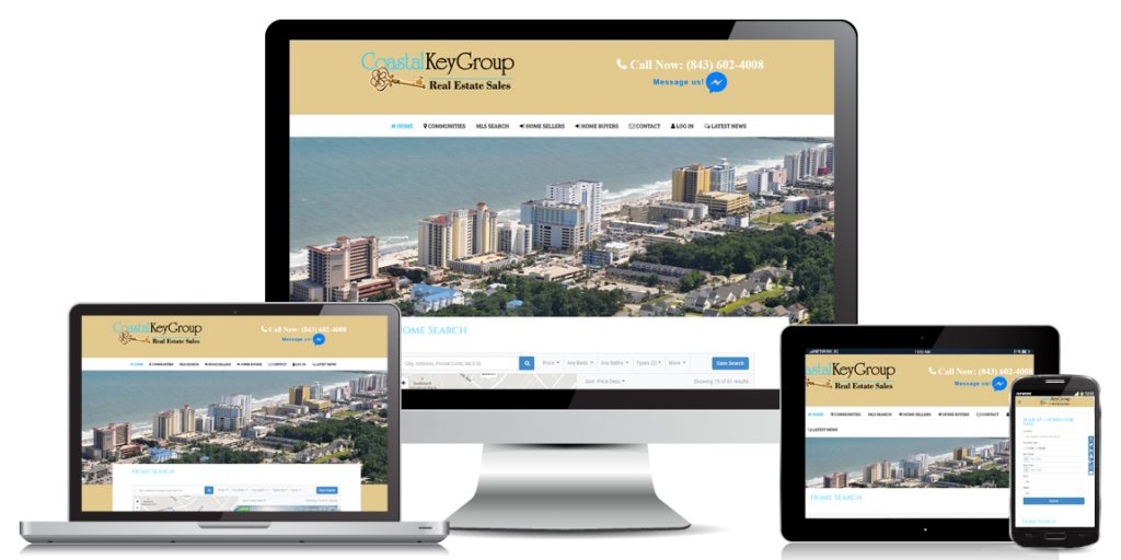 Coastal-Key-Group-Website-by-Marketing-Provisions