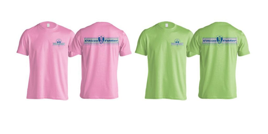 Citizen Soldier T-Shirts by Marketing Provisions