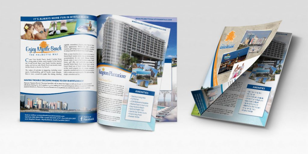 Booklet for Palmetto Vacation Rentals by Marketing Provisions