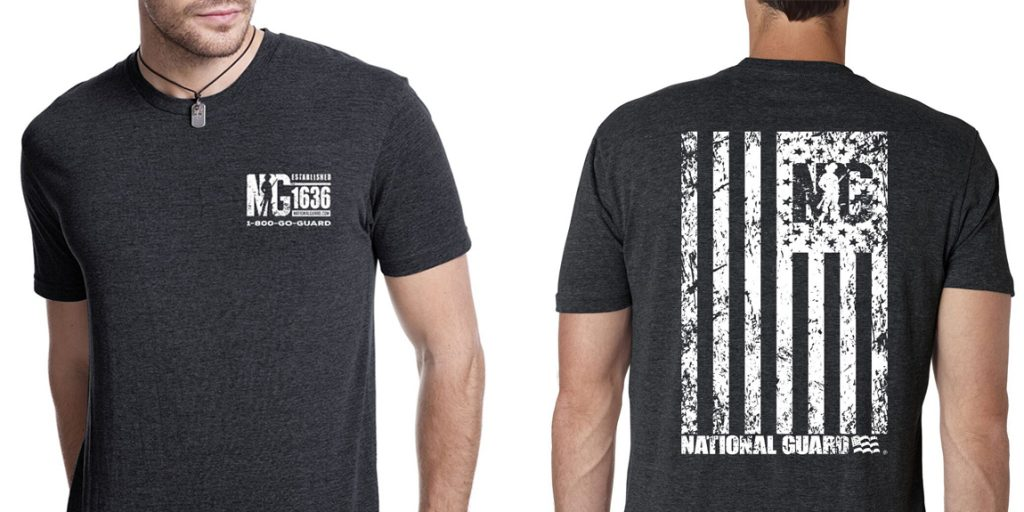 T-shirt-designed-for-National-Guard