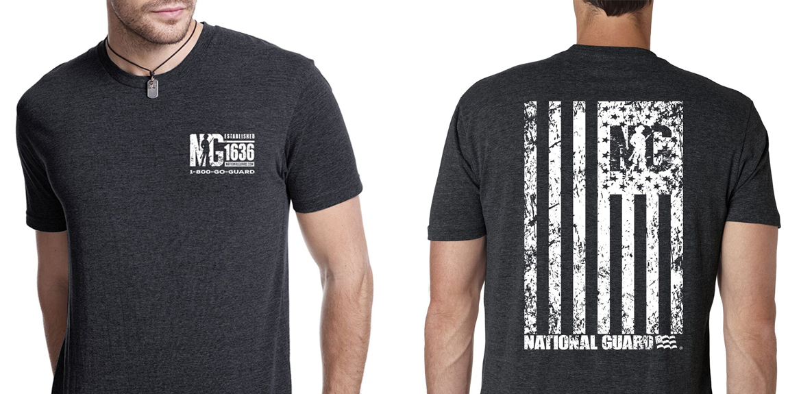 SC National Guard  t-shirts