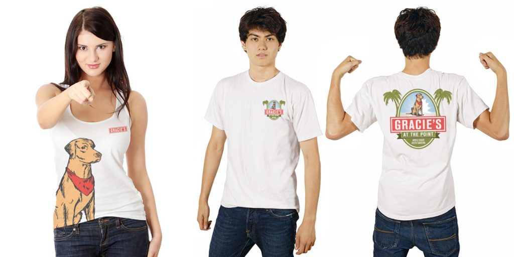 Gracies Custom T-Shirts