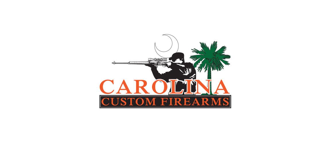 Logo Design for Carolina Custom Firearms