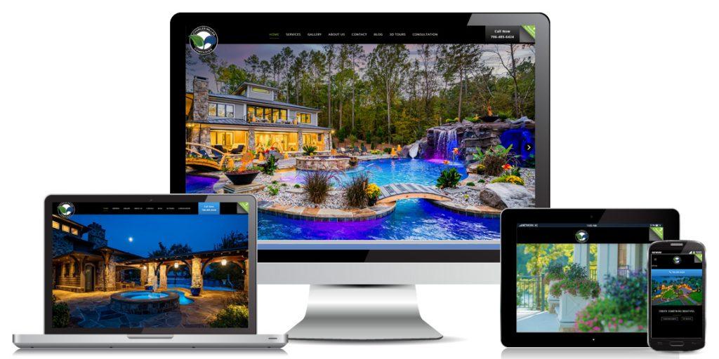 Charles Miller Companies - Contractor Web Design