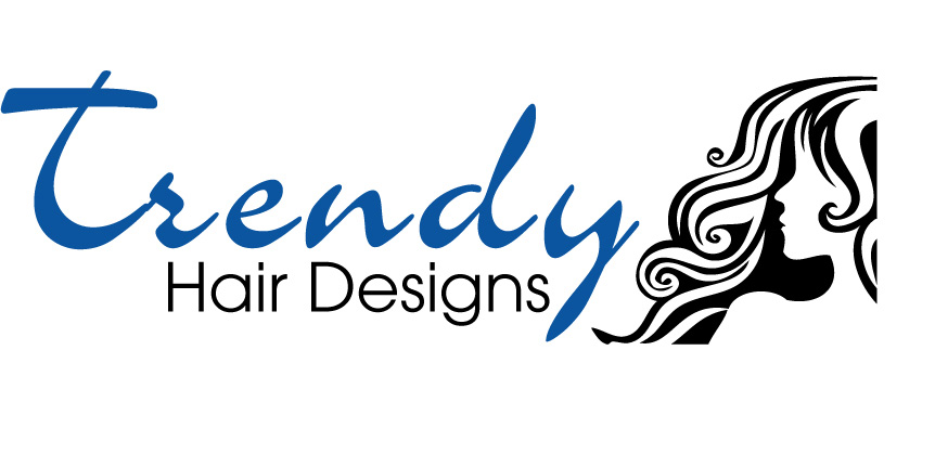 Logo Design for Trendy Hair Designs